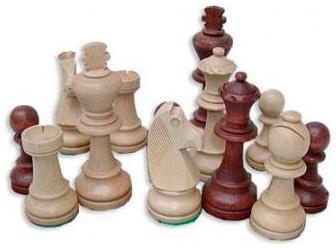 Шахматные фигурки маленькие, фото 2