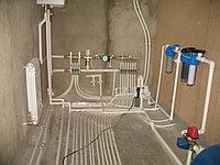 Установка систем отопления