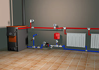 Установка системы отопления под ключ