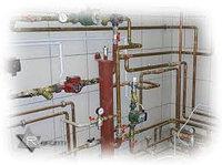 Обслуживание и ремонт инженерных коммуникаций в административных и жилых зданиях