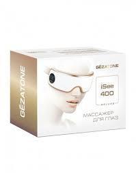 Массажер для глаз Deluxe ISee400 Gezatone