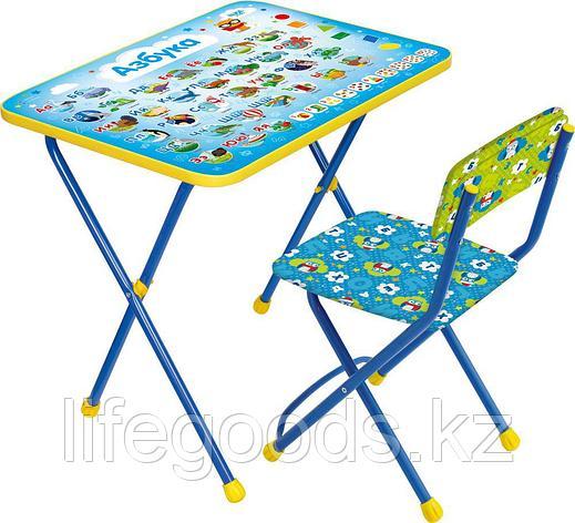 Комплект детской складной мебели Азбука (парта), Ника КП2/9, фото 2