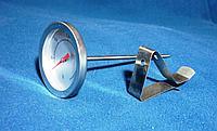 Термометр для тандыра печи с длинным щупом 14 см от 0° до 300° С, фото 1