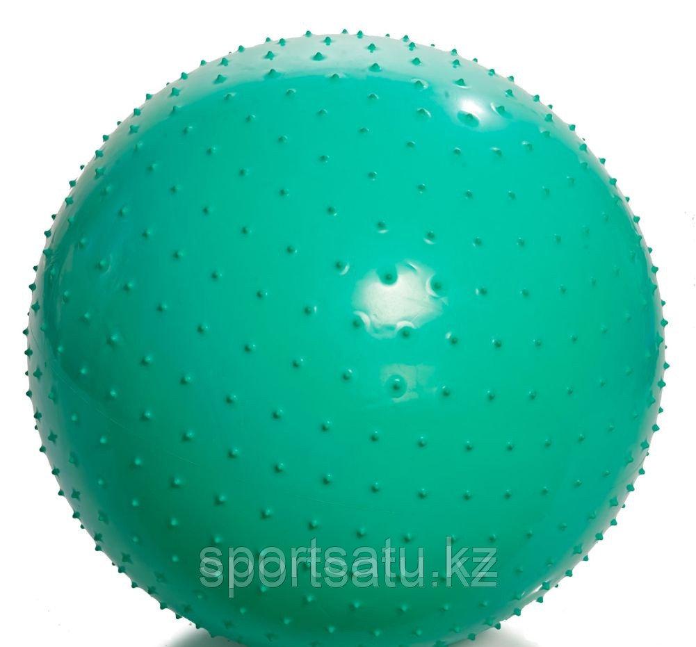 Гимнастический мяч MASSAGE GYM BALL - фото 2