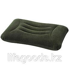 Надувная подушка для сна и спины в длительных поездках, Intex 68670, фото 2
