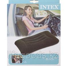 Надувная подушка для сна и спины в длительных поездках, Intex 68670, фото 3