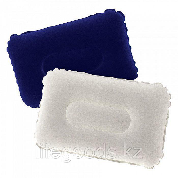 Надувная подушка Flocked Air Pillow, Bestway 67121