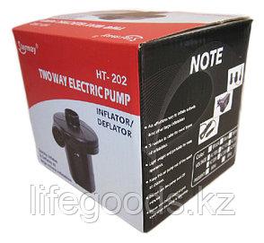 """Электрический насос от автомобильного """"прикуривателя"""" и от сети, Stermay HT-202, фото 2"""