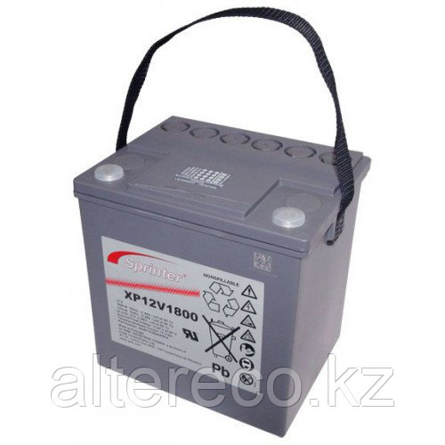 Аккумулятор EXIDE Sprinter XP12V1800 (12В, 56,4Ач)