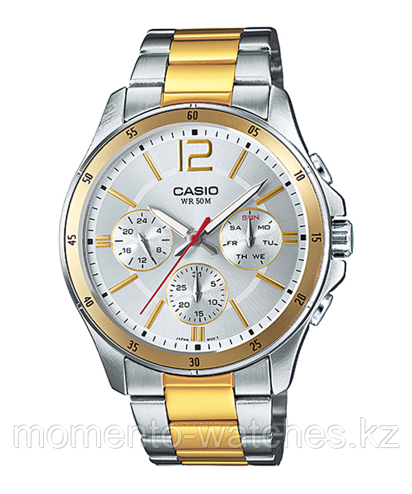 Мужские часы Casio MTP-1374SG-7AVDF