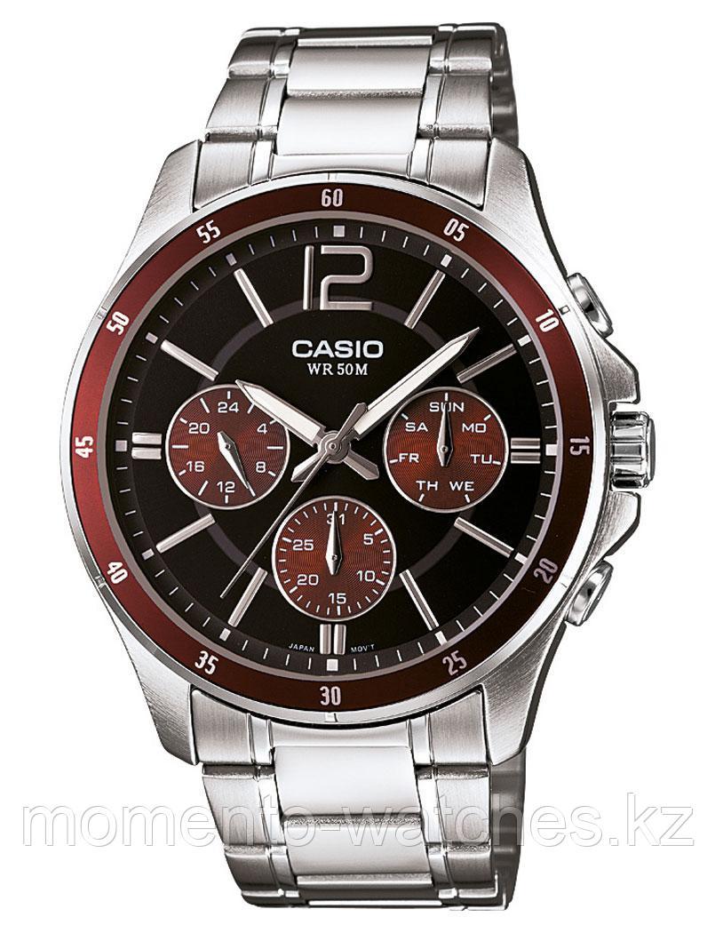 Мужские часы Casio MTP-1374D-5AVDF