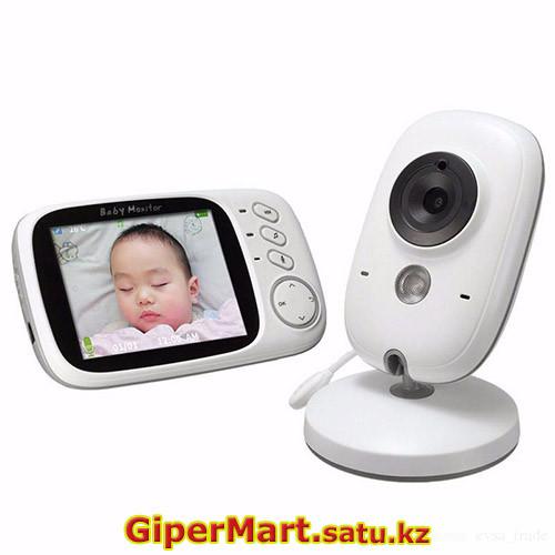 Беспроводная видеоняня Baby monitor VB603 с ночной подсветкой