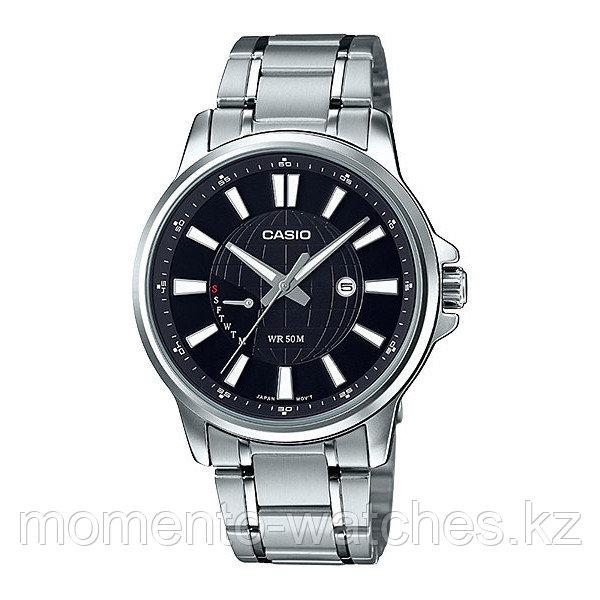 Мужские часы Casio MTP-E136D-1AVDF
