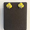 Пуссеты-шляпки / серебро, фото 3