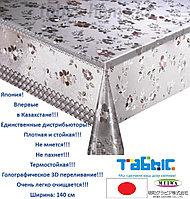"""Скатерть-клеенка 20 м """"MEIWA"""" LP-154 PK 140 см"""