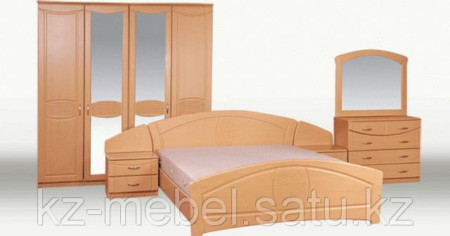Мебель для спальни Алматы и Нур-Султан с доставкой