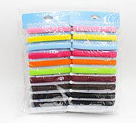 Набор резинок для волос, разноцветные, 40 шт.