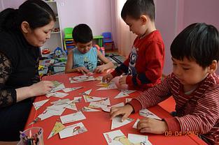 """""""Нулевой"""" класс на казахском языке обучения"""