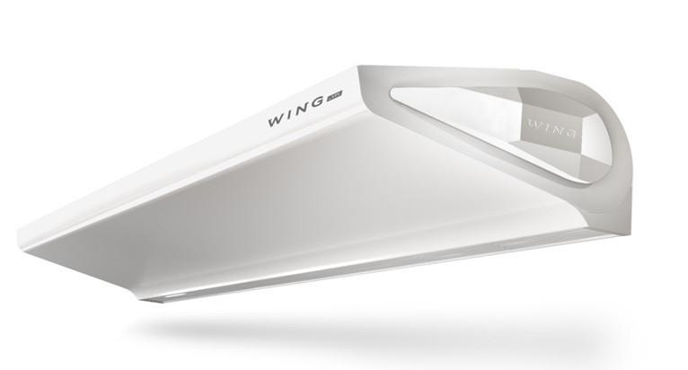 Тепловая водяная завеса WING W200