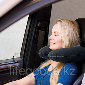Надувная дорожная подушка - подголовник, Intex 68675, фото 2