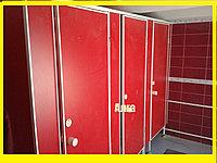 Сантехническая перегородка для туалетов из ЛДСП 16 мм, фото 1