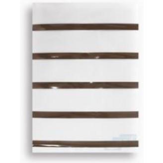 Ламинат ПВХ с клеевым слоем в листах с магнитной полосой LoCo 300 Ое, 0,08 мм