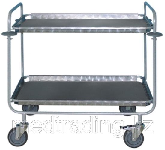 Тележка для доставки в палату пищи и сбора грязной посуды ТПП-1