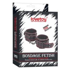 Наручники для ролевых игр - Bondage Fetish