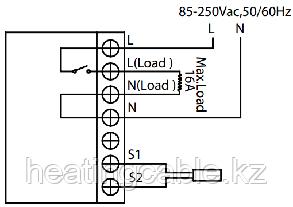 Терморегулятор Next plus, фото 2