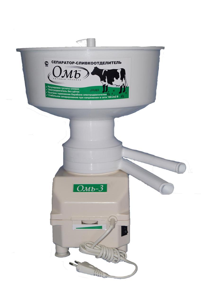 Сепаратор электрический  Омь-3 - оптом
