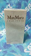 Женские духи Max Mara Gold Touch ( 90 мг )