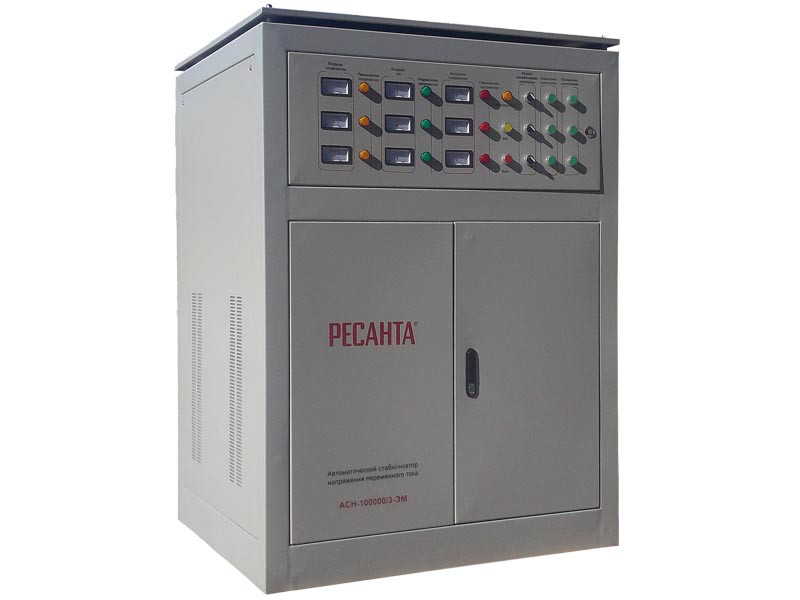Стабилизатор АСН-100000/3-ЭМ