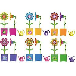 Волшебный цветок Magic Blooms танцует и поет