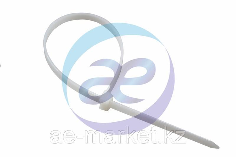Хомут nylon 150 x 2, 5 мм 100 шт белый REXANT