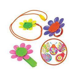 Набор MagicBlooms с волшебным жучком, кольцом, ожерельем и заколкой для волос