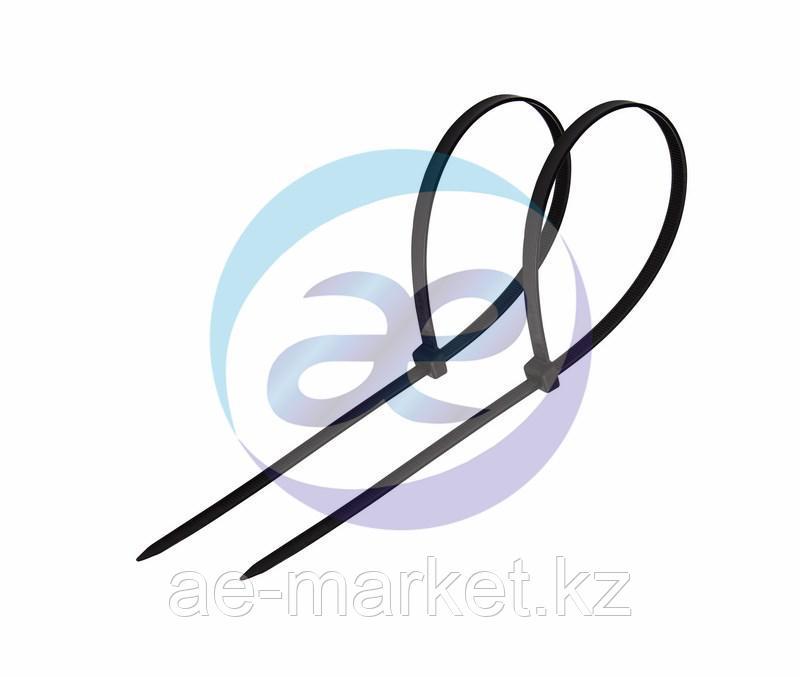 Хомут nylon 150 x 2, 5 мм 100 шт чёрный REXANT