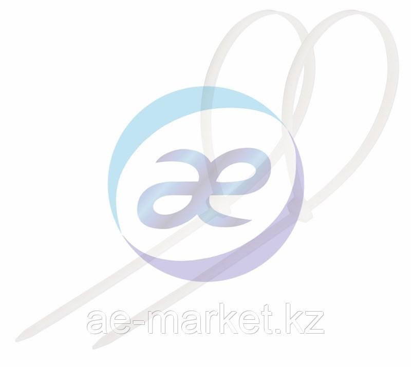 Хомут nylon 250 x 3, 6 мм 100 шт белый REXANT