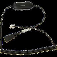 Шнур-переходник Jabra GN1216 Avaya cord, coiled (88001-04)