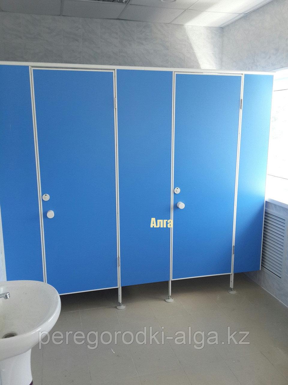 Перегородки сантехнические для туалетов от производителя