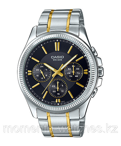 Мужские часы Casio MTP-1375SG-1AVDF