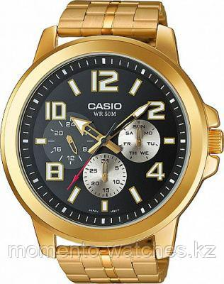Мужские часы Casio MTP-X300G-1AVDF
