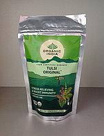 "Чай органический ""Оригинал Туласи"" (Tulsi Original Tea, Тулси) 100г Organic India"