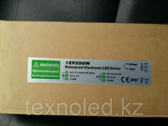 Блок питания 12V/ 20.1А /250W IP67, фото 2