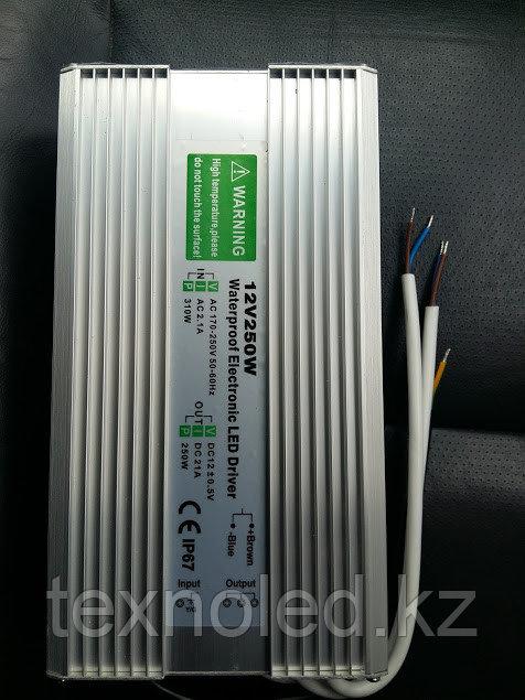 Блок питания 12V/ 20.1А /250W IP67