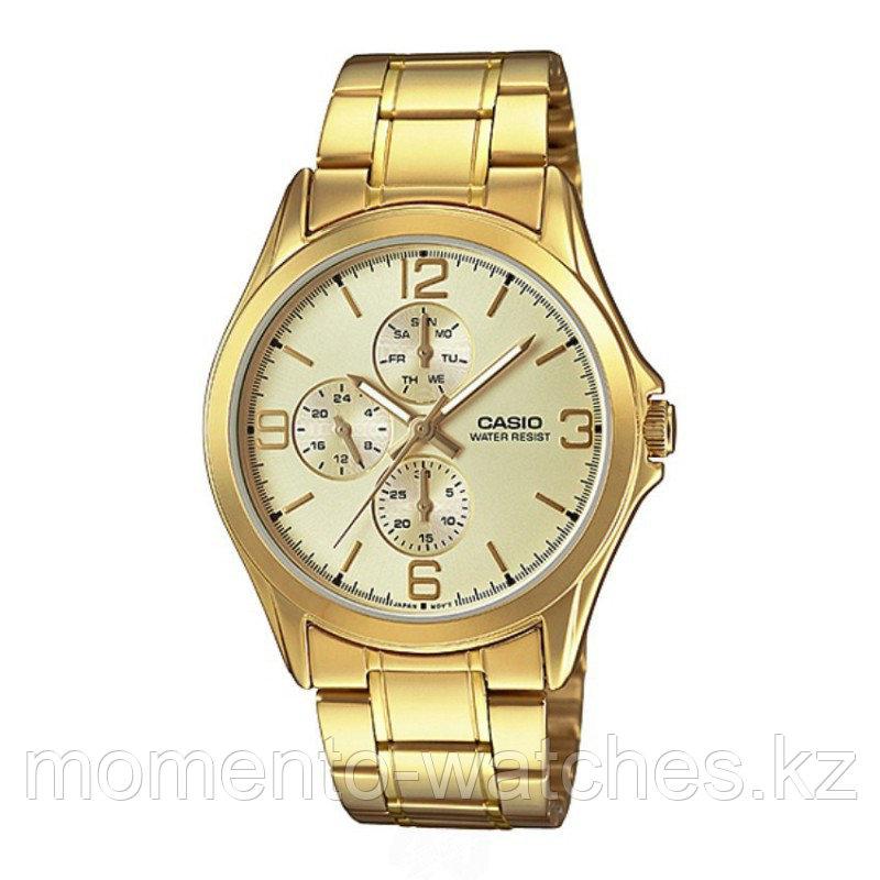 Мужские часы Casio MTP-V301G-9AUDF