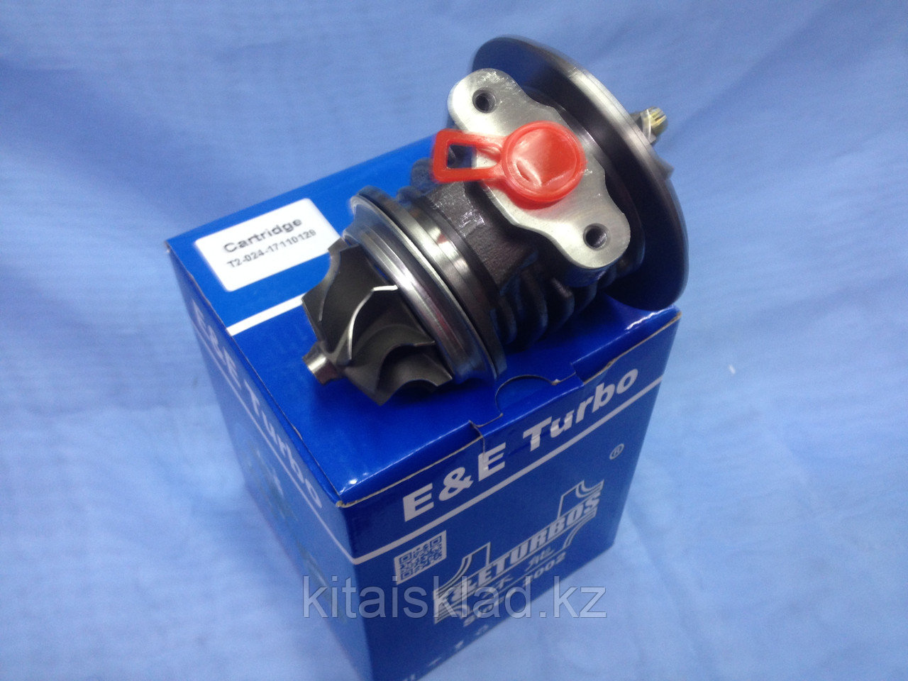 Картридж турбины Garrett A6620903080  717123-5001S.Ssang-Yong Musso 2.9TD,двигатель MERCEDES-BENZ OM662,123л.с