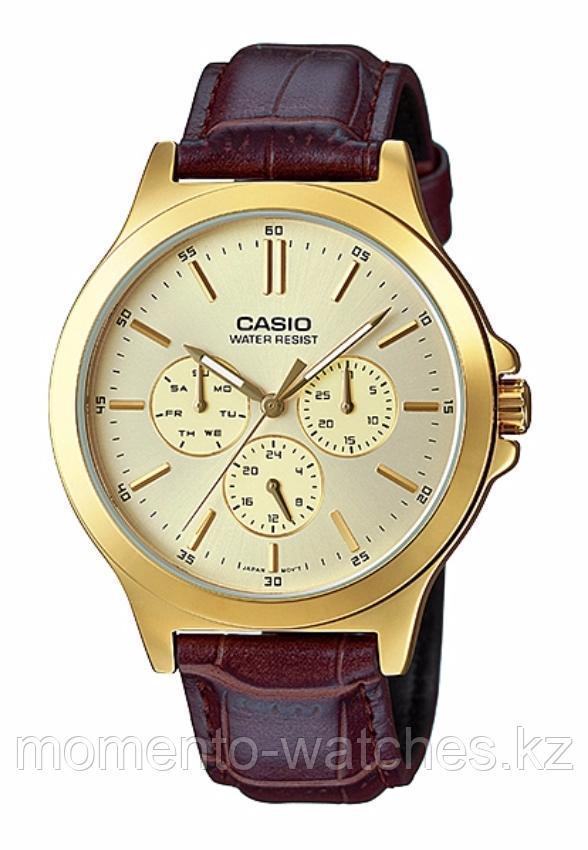 Мужские часы Casio MTP-V300GL-9AUDF
