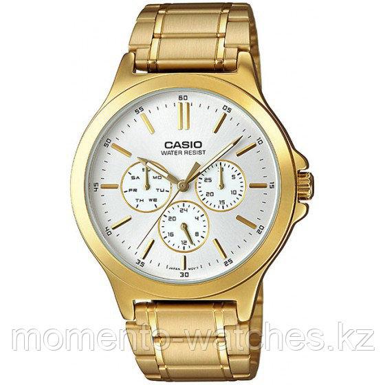 Мужские часы Casio MTP-V300G-7AUDF