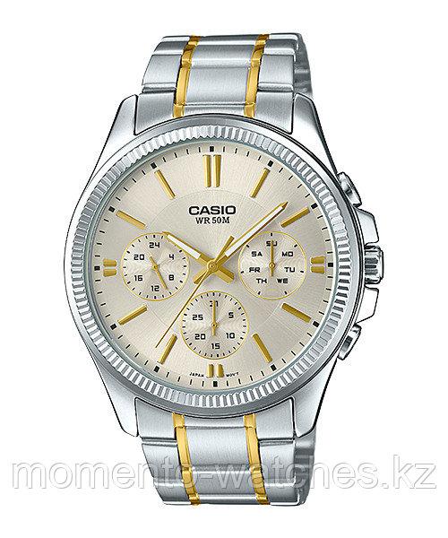 Мужские часы Casio MTP-1375SG-9AVDF