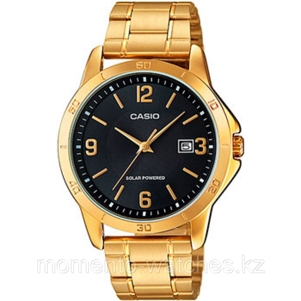 Мужские часы Casio MTP-VS02G-1ADF